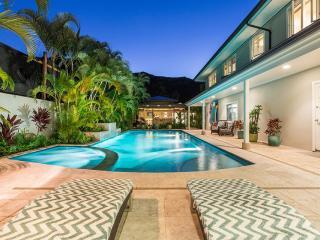 An Elegant Beach House, Kailua