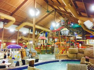 1bd Deluxe Wyndham Glacier Canyon Resort Wisconsin, Baraboo