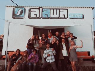 Alawa Surf house Pantin
