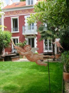 Jardin très agréable et calme sans vis à vis