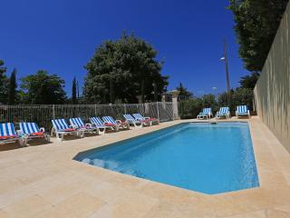 N7 Appartement dans château, piscine, bien situé, Marsella
