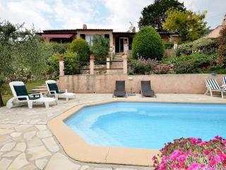 Villa Caprice: Private pool, country views, Le Tignet