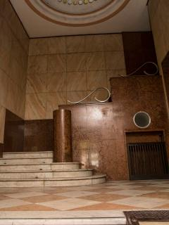 Building - the marble lobby
