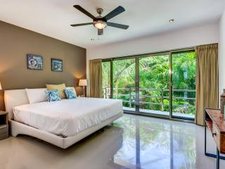 Acacia 204, 2 bedrooms at few steps from the beach, Playa Paraiso