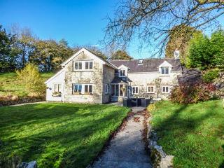 TYN Y CELYN, detached cottage, five bedrooms, two woodburners, two acres of meadows, Mold, Ref 919216