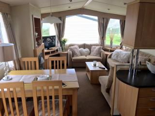 Luxury 3 bedroom caravan Kent half term, Minster on Sea