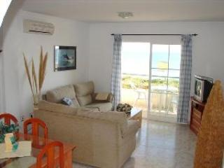 Beach front apartment, Torrox