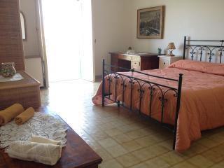 Appartamento a Tropea con balcone vista mare