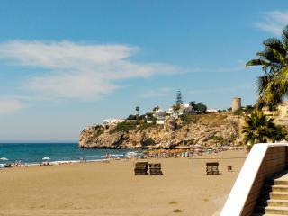 Ático vistas al mar, cerca playa y centro pueblo