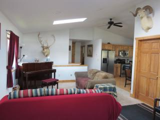 Quaint Country Mission Home near the Wind River!