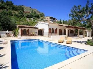 4 bedroom Villa in Pollenca, Balearic Islands, Spain : ref 5455668