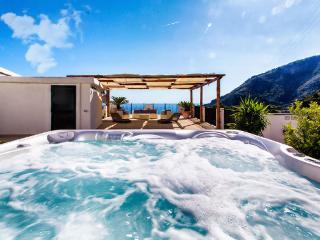 Villa Danae, mare colline e relax, Furore