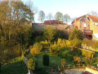 The Master Brewer's house, with sunny garden, Montreuil-sur-Mer