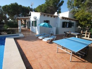Antonio - sea view villa with private pool in La Fustera