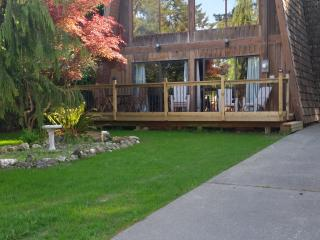 Kye Bay Home, Ocean View, Comox