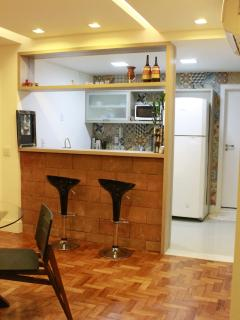 Fullly equiped kitchen