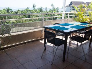 Appartement Diva - vue mer proche Papeete - 4 pers, Faa'a