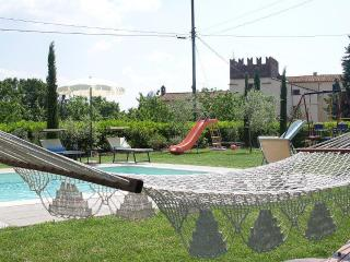 Sant'Angiolo Holiday Home Sleeps 9 with Pool and Air Con - 5229033