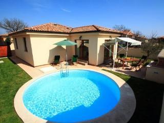 Villa Gaja, Marcana