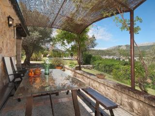 2 bedroom Villa in Pollença, Balearic Islands, Spain : ref 5047943