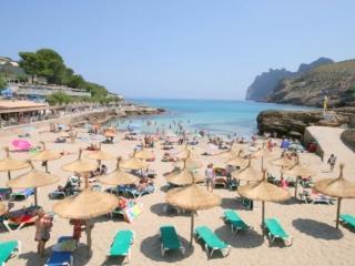 3 bedroom Chalet in Cala San Vicente, Balearic Islands, Spain : ref 5048002