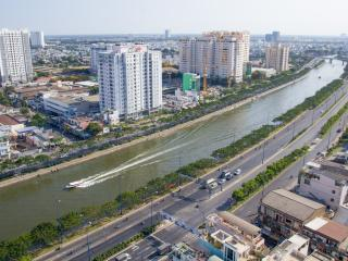 River view Penthouse Central District 1, Ciudad Ho Chi Minh
