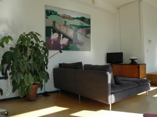 Sunlit apartment in historical Jordaan, Amsterdam