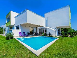 Modern Villa Kate with indoor heated pool, Zminj