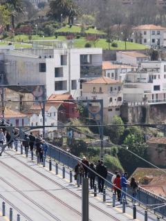 view bridge Luís I