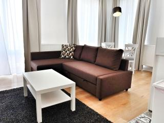 Top Spot Residence 8 apartment in Brussels Centre with WiFi & lift.