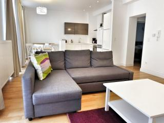 Top Spot Residence 9 apartment in Brussels Centre with WiFi & lift.