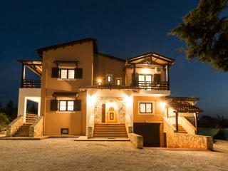Villa Panos, Akrotiri