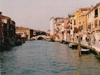 Venezia città - Cannaregio settimana 2-9 Settembre, Venecia