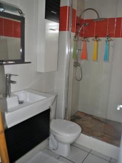 Salle d'eau, douche