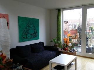 Schöne helle 2 Zimmerwohnung am Stadtpark, Amburgo