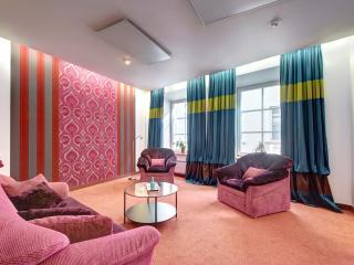 Spacious Provence Stikliai Vilnius apartment