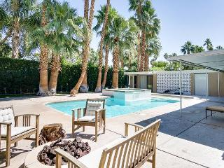 Upscale 3BR Home in Historic Twin Palms w/ Mountain Views, Pool & Hot Tub
