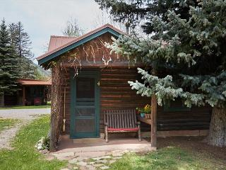 Snowmass Cottage on the Roaring Fork with a Riverfront Park