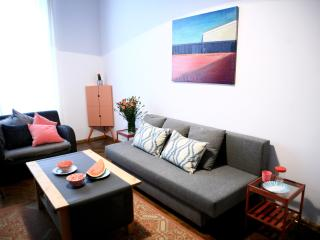 Old City Apartment with 2 bedrooms & 1 bathroom, Cracovia