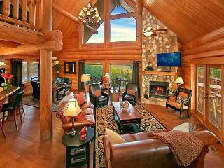 Paradise In The Smokies!  4/3 With Majestic Views!, Sevierville