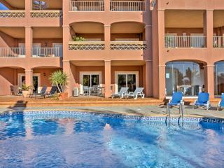 Vista Baia, Beach Apartment, ground floor by pool, Lagos