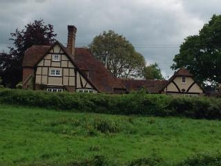 Annexe to grade2 listed farmhouse, Cooksbridge