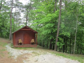 H & P Cabins,secluded area, by the Kentucky River