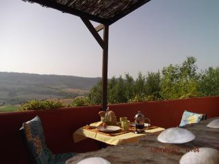 Apartamento Romero ( 2 ) con terraza grande y estupendas vistas en Eco Resort, Vejer de la Frontera