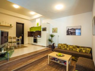 cozy apartment with balcony in heart of centre, Bratislava