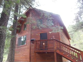 Casa Angeles Nature Retreat on Cedar Creek now with cable/WIFI, Ruidoso
