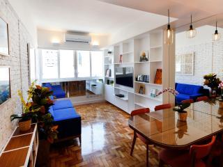 Rio043 - Apartment in Ipanena brand new, Rio de Janeiro