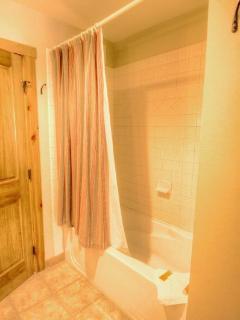 Master Bathroom Tub -