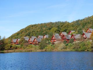 Sandytoes Log Cabin, Barend Holiday Village, Sandyhills