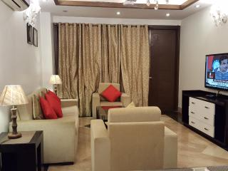 Evergreen 3 BHK Service Apartment GreaterKailash-1, Nueva Delhi
